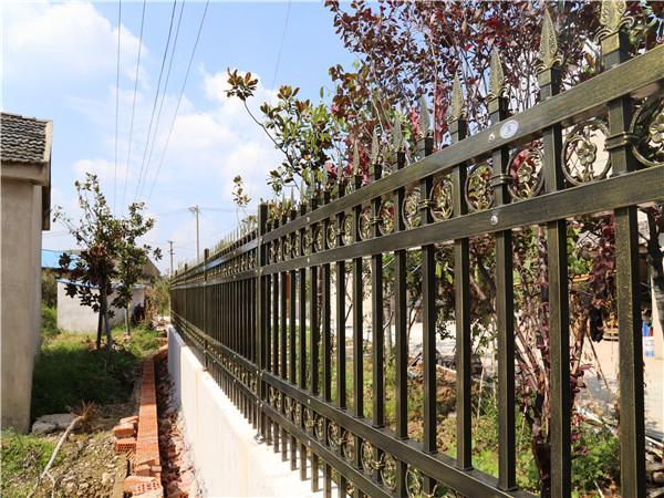 锌钢围墙护栏-007-1