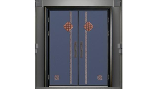 别墅住宅高端铸铝门,给您不一样的保护