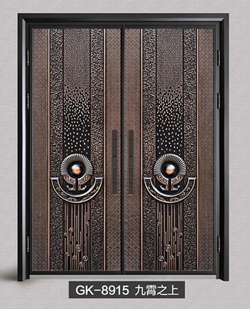 别墅住宅高端铸铝门