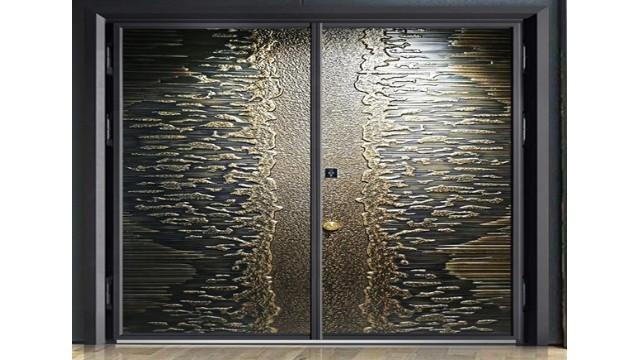别墅铸铝防爆门对比普通进户门的优点在哪里?