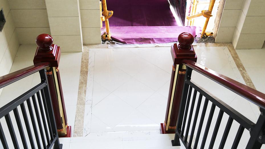 锌钢楼梯扶手-002
