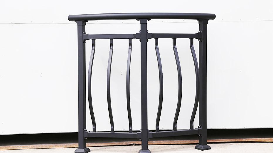 锌钢阳台护栏-003
