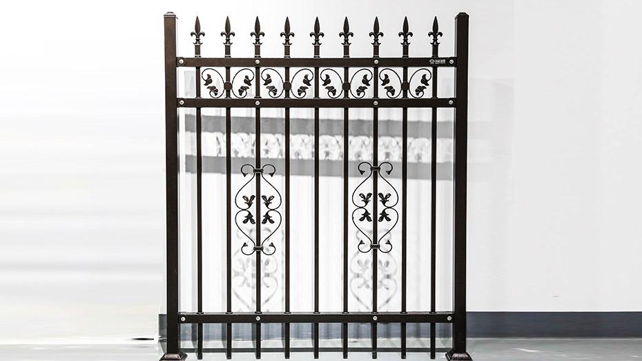 锌钢围墙护栏-015