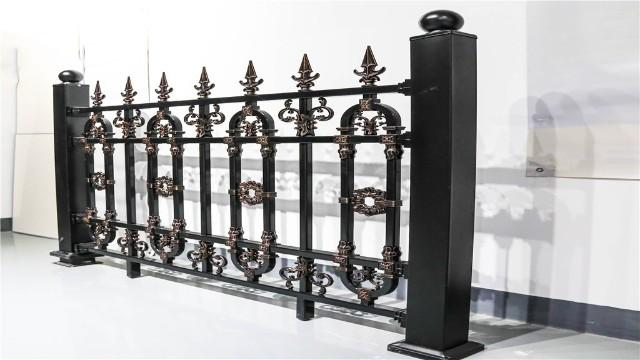 别墅铝艺围墙护栏有什么优势吗?