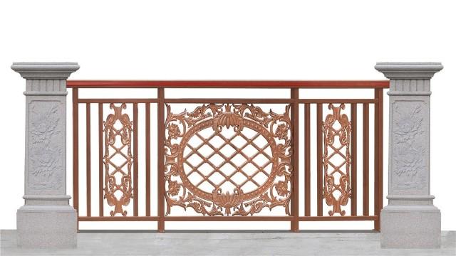 铝艺别墅阳台护栏有这么多人买的原因是因为这个