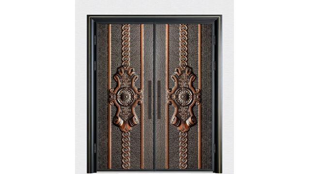 别墅铸铝入户门挑选时要注意哪些?