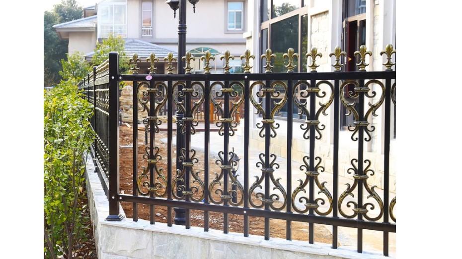 锌钢围墙护栏-023