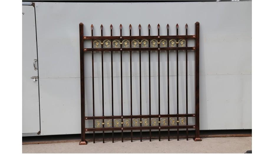 锌钢围墙护栏-006