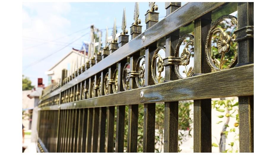锌钢围墙护栏-007