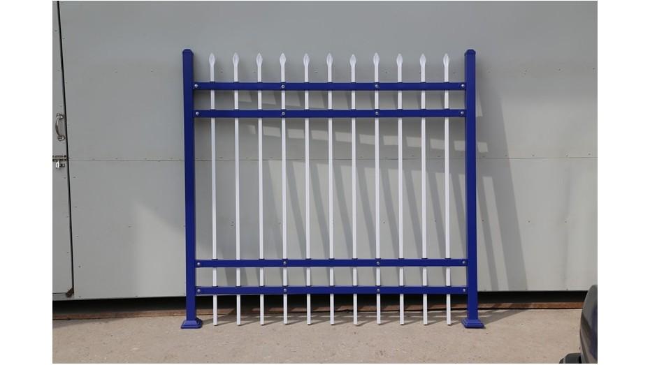 锌钢围墙护栏-008