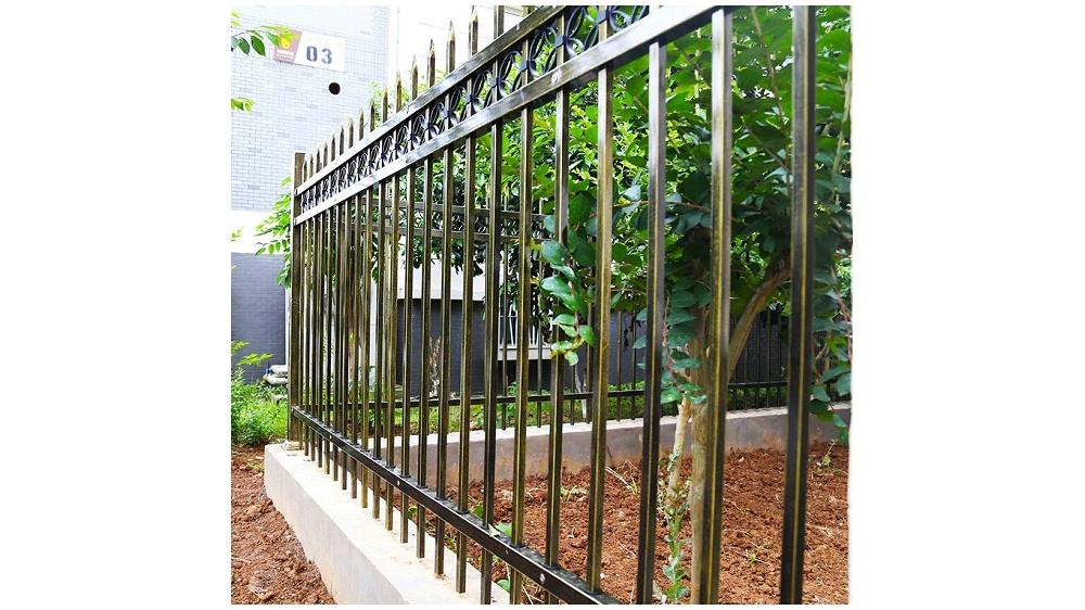 锌钢围墙护栏-014